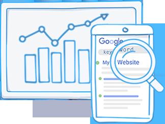 Compare Google ranking