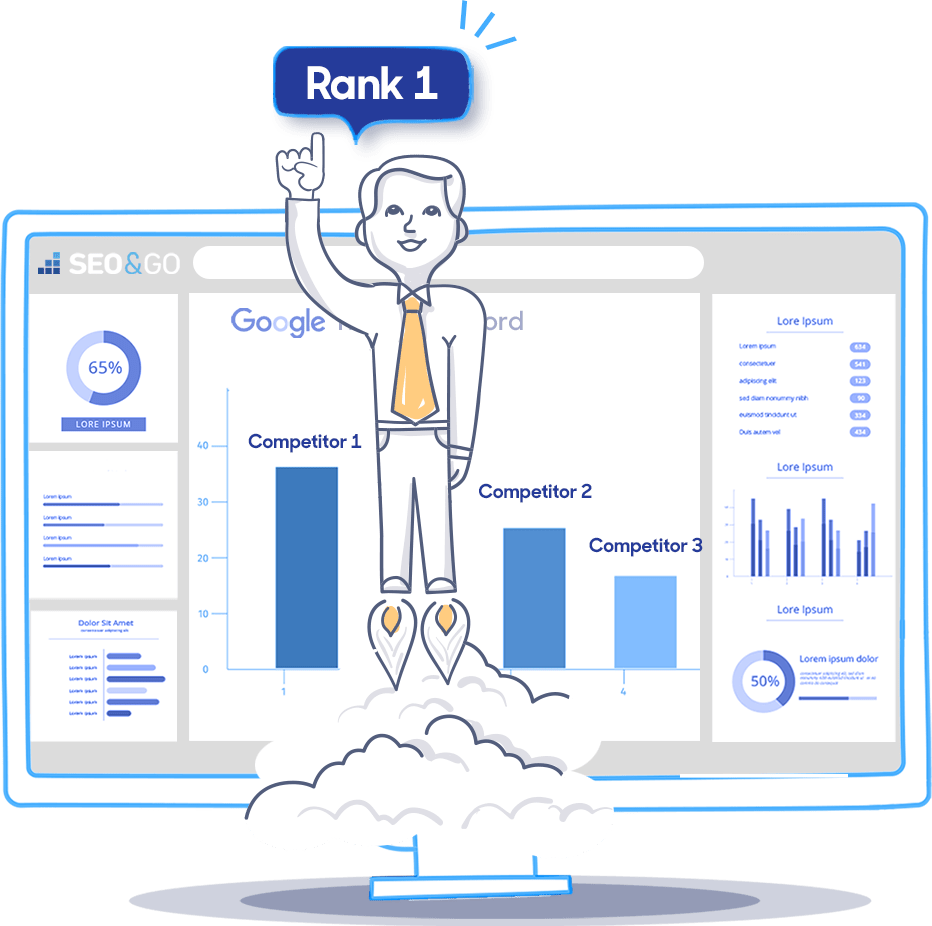 How to rank your site high in Google
